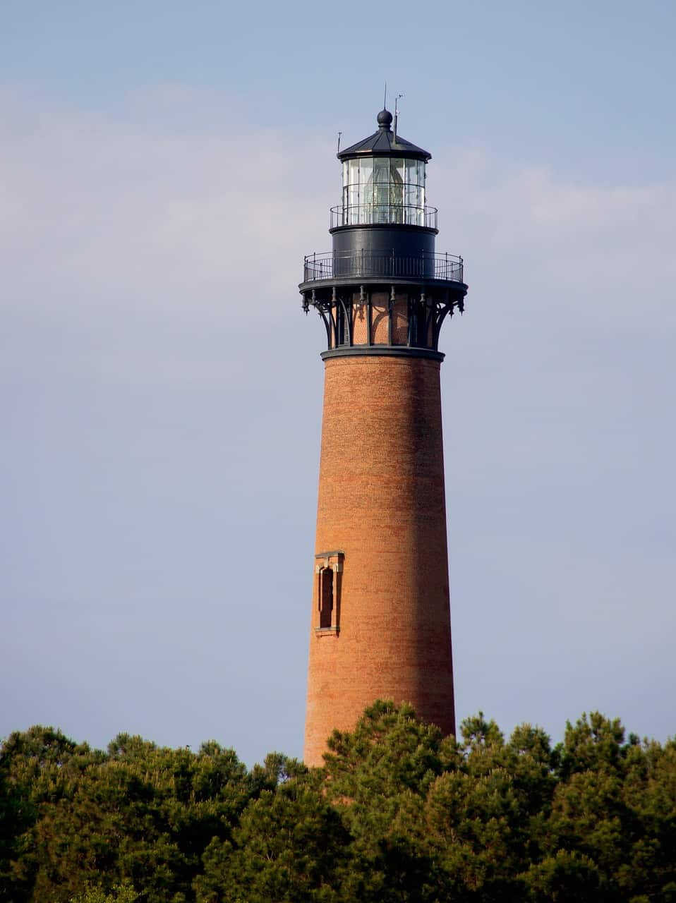 Currituck Lighthouse Corolla Corolla NC OBX