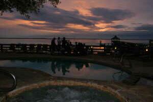 Inn at Corolla Sunsets at the Pool